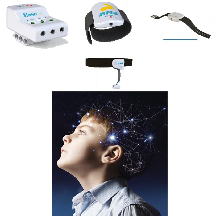 Комплект модулей BiTronics Neurolab, совместимых с Lego EV3